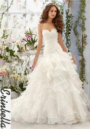 ウェディングドレス マーメイドライン マーメイド ロングドレス TW1543