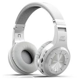 【送料無料】Bluedio H+ ワイヤレスヘッドホン Bluetooth 4.1 Hi-Fi音声 SDカード FMラジオ機能 内蔵マイク 強力な低音 低消耗電力 無線/有線音楽共有【オーディオ】qq