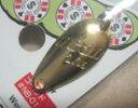 お一人様1点限り ◆◇◆ ビーン2g スプーン Bean SPOON 2.0g #NB-01(ゴールド) <マグネット/MAGNET>【〇ゆ...
