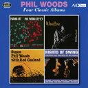 現代 - フィル・ウッズ/フィル・ウッズ|フォー・クラシック・アルバムズ 【CD】