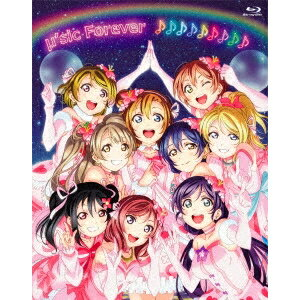 【送料無料】μ's/ラブライブ!μ's Final LoveLive! 〜μ'sic Forever♪♪♪♪♪♪♪♪♪〜 Blu-ray Memorial BOX 【Blu-ray】