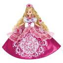 リカちゃん ゆめみるお姫さま ピンクグリッターリカちゃん おもちゃ こども 子供 女の