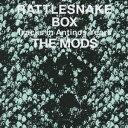 【送料無料】モッズ/RATTLESNAKE BOX THE MODS Tracks in Antinos Years《完全生産限定盤》 (初回限定) 【CD DVD】