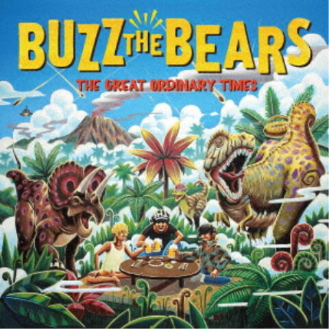 BUZZ THE BEARS/THE GREAT ORDINARY TIMES《通常盤》 【CD】