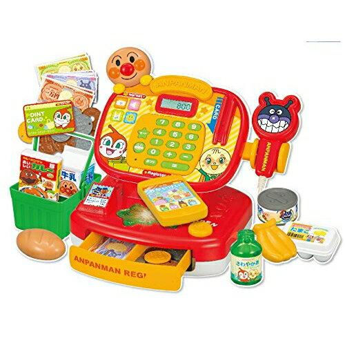 ラッピング対応可◆アンパンマン ピピッとおかいもの!アンパンマンレジスター クリスマスプレゼント おもちゃ こども 子供 女の子 ままごと ごっこ 1歳6ヶ月