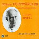 其它 - ヴィルヘルム・フルトヴェングラー/ベートーヴェン:交響曲 第5番「運命」 第7番 【CD】