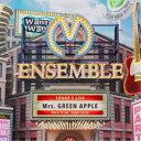 Mrs.GREEN APPLE/ENSEMBLE《通常盤》 【CD】