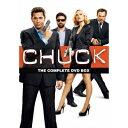 【送料無料】CHUCK/チャック <シーズン1-5> DVD全巻セット 【DVD】