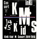 KinKi Kids Concert 『Memories & Moments』《通常版》 【Blu-ray】