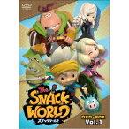 スナックワールド DVD-BOX Vol.1《通常版》 【DVD】