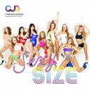 CYBERJAPAN DANCERS/CYBERJAPAN DANCERSエクササイス 「SEXY SIZE」(セクシサイズ) 【CD+DVD】