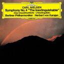 其它 - ヘルベルト・フォン・カラヤン/ニールセン:交響曲第4番≪不滅≫ (初回限定) 【CD】