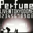 DVD - 結成10周年、メジャーデビュー5周年記念! Perfume Perfume LIVE @東京ドーム「1 2 3 4 5 6 7 8 9 10 11」 【通常版】 【DVD】
