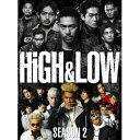 【送料無料】HiGH & LOW SEASON 2 完全版 BOX 【Blu-ray】