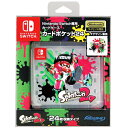 Switch Nintendo Switch専用カードポケット24 スプラトゥーン2