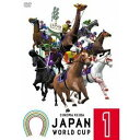 CINEMA KEIBA JAPAN WORLD CUP 1 【DVD】