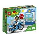 レゴ デュプロ ポリスとバイク 10900 おもちゃ こども...