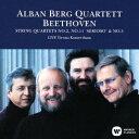 室内乐 - アルバン・ベルク四重奏団/ベートーヴェン:弦楽四重奏曲 第2番、第11番「セリオーソ」&第5番(1989年ライヴ) 【CD】