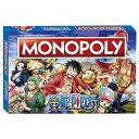 MONOPOLY ONE PIECEおもちゃ こども 子供 パーティ ゲーム 8