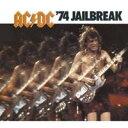 Rakuten - AC/DC/'74ジェイルブレイク 【CD】