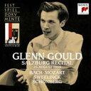 其它 - グレン・グールド/ザルツブルク・リサイタル 1959 【CD】