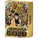 ONE PIECE FILM GOLD GOLDEN LIMITED EDITION (初回限定) 【Blu-ray】