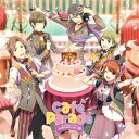 Cafe Parade/THE IDOLM@STER SideM ST@RTING LINE 10 Cafe Parade 【CD】