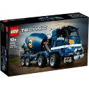 LEGO レゴ テクニック コンクリートミキサー車 4211...