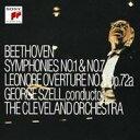 Symphony - ジョージ・セル/ベートーヴェン:交響曲第7番 他 【CD】