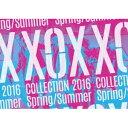 callme/XOX COLLECTION 2016 Spring / Summer 【DVD】