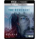 レヴェナント 蘇えりし者 UltraHD 【Blu-ray】