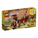 【送料無料】LEGO 31073 クリエイター 伝説の生き物
