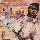Vocal - マヘリア・ジャクソン/ニューポート1958 【CD】