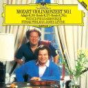 イツァーク・パールマン/モーツァルト:ヴァイオリン協奏曲第1番 アダージョK261 ロンドK373・K269 【CD】