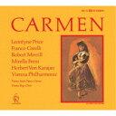 【送料無料】ヘルベルト・フォン・カラヤン/ビゼー:歌劇「カルメン」(全曲)《完全生産限定盤》 (初回限定) 【CD】