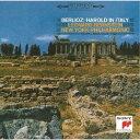 レナード・バーンスタイン/ベルリオーズ:交響曲「イタリアのハロルド」 ビゼー:交響曲 ハ長調 (期間限定) 【CD】