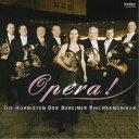 器樂曲 - ベルリン・フィル8人のホルン奏者たち/オペラ! 【CD】