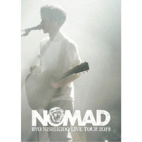 錦戸亮/錦戸亮 LIVE TOUR 2019 NOMAD《通常盤》 【DVD】