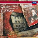Symphony - クルト・マズア/シューベルト:交響曲第9番≪ザ・グレイト≫ 【CD】