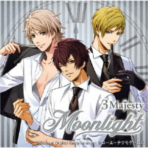 【送料無料】3 Majesty/Moonlight&Sunlight プレミ