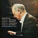 其它 - ルドルフ・ゼルキン/ベートーヴェン:ピアノ・ソナタ第14番「月光」・第8番「悲愴」 第23番「熱情」・第26番「告別」(期間限定) 【CD】