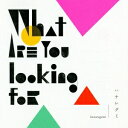 ハナレグミ/What are you looking for《通常盤》 【CD】