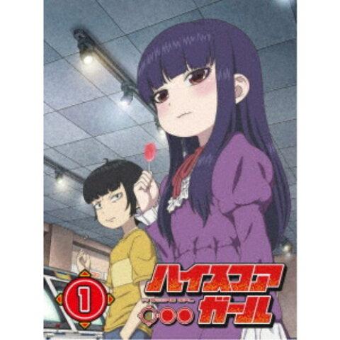 【送料無料】ハイスコアガール STAGE 1 (初回限定) 【Blu-ray】