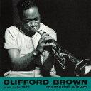 其它 - クリフォード・ブラウン/クリフォード・ブラウン・メモリアル・アルバム +8 【CD】