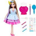 リカちゃん キラメイク つばさちゃん おもちゃ こども 子供 女の子 人形遊び クリスマス プレゼント 3歳
