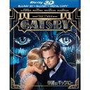 華麗なるギャツビー 3D&2Dブルーレイセット 【Blu-ray】