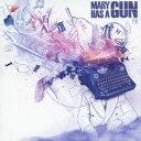 Mary Has A Gun/PM 【CD】