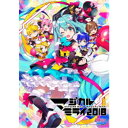 初音ミク/HATSUNE MIKU マジカルミライ 2018 (初回限定) 【Blu-ray】