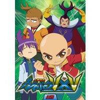 人造昆虫 カブトボーグ V×V Vol.10 【DVD】