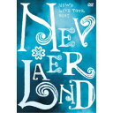 NEWS/NEWS LIVE TOUR 2017 NEVERLAND《通常版》 【DVD】